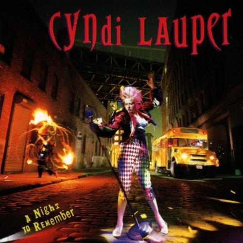 Lauper Cyndi Night To Remember Import Eu