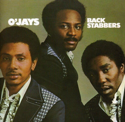 O'jays Back Stabbers Expanded Import Gbr