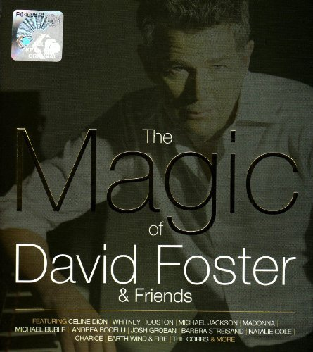 David Foster Magic Of David Foster & Friend Import Eu
