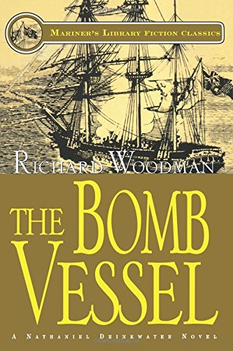 Richard Woodman Bomb Vessel The