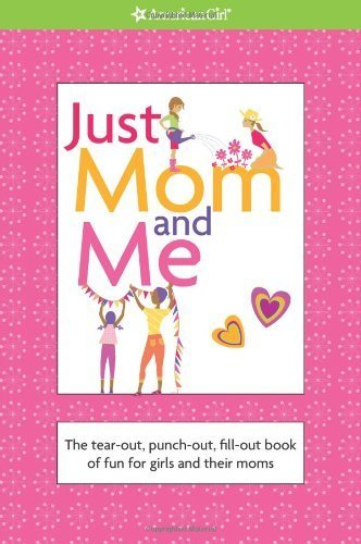 Erin Falligant Just Mom And Me The Tear Out Punch Out Fill Out Book Of Fun For