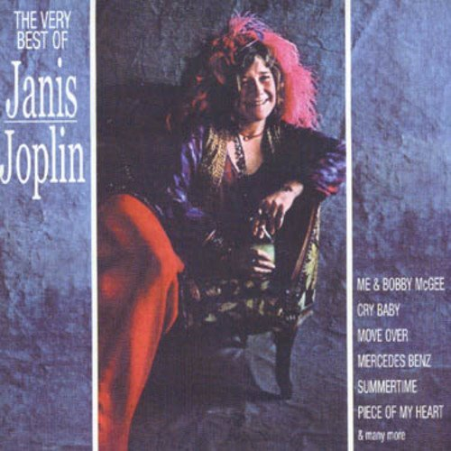 Janis Joplin Very Best Of Import Eu