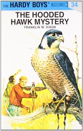 Franklin W. Dixon The Hooded Hawk Mystery