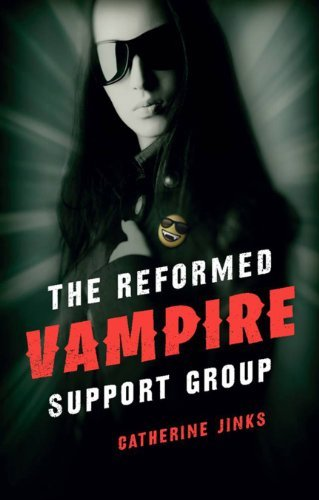 Catherine Jinks The Reformed Vampire Support Group First Edition