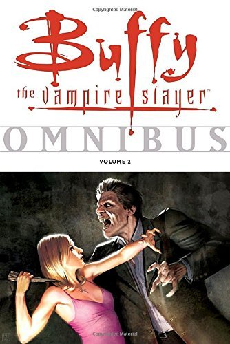 Joss Whedon Buffy The Vampire Slayer Omnibus Volume 2
