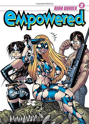 Warren Adam Ph.D . Empowered Volume 2