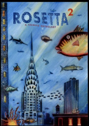 Alternative Comics Rosetta A Comics Anthology