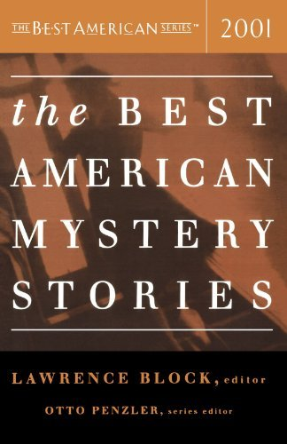 Otto Penzler The Best American Mystery Stories 2001