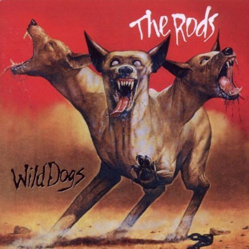 Rods Wild Dogs Import Gbr