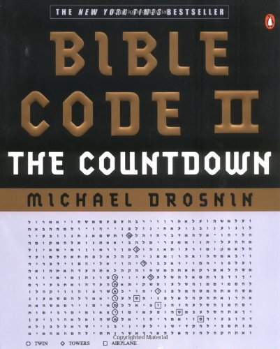 Michael Drosnin Bible Code Ii The Countdown