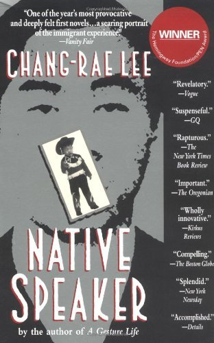 Chang Rae Lee Native Speaker