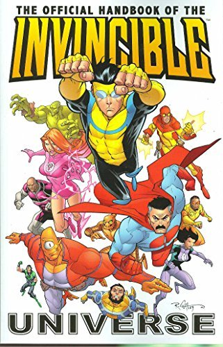Dusty Abell The Official Handbook Of The Invincible Universe