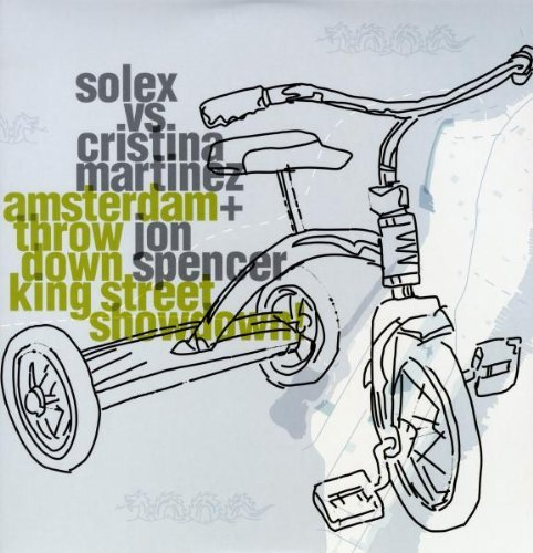 Solex Vs Cristina Martinez + J Amsterdam Throwdown King Stree