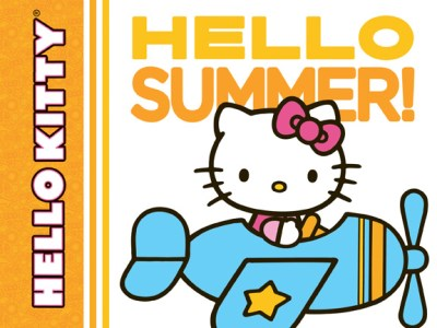 Jean Hirashima Hello Kitty Hello Summer!