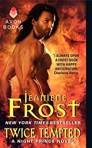 Jeaniene Frost Twice Tempted A Night Prince Novel