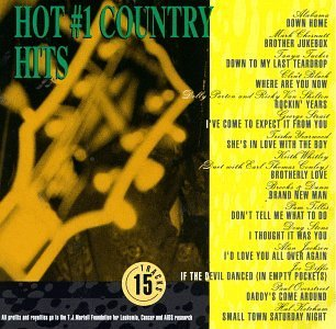 Hot #1 Country Hits Hot #1 Country Hits