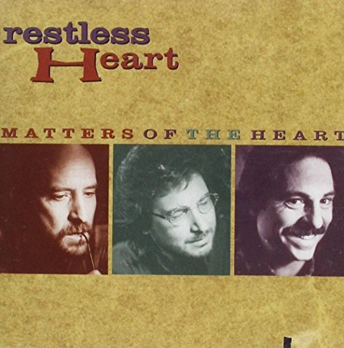 Restless Heart Matters Of The Heart Import Aus CD Album