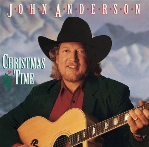 John Anderson Christmas Time CD R