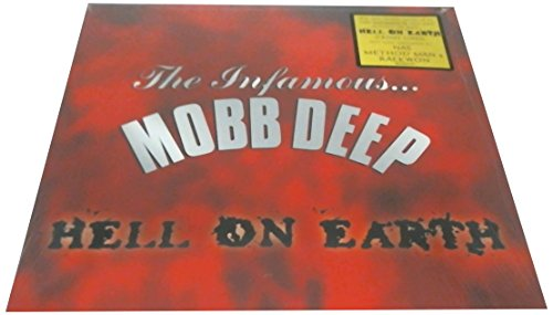 Mobb Deep Infamous Explicit Version Black & White Artwork