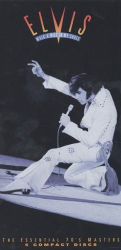 Presley Elvis Walk A Mile In My Shoes The Es 5 CD Set