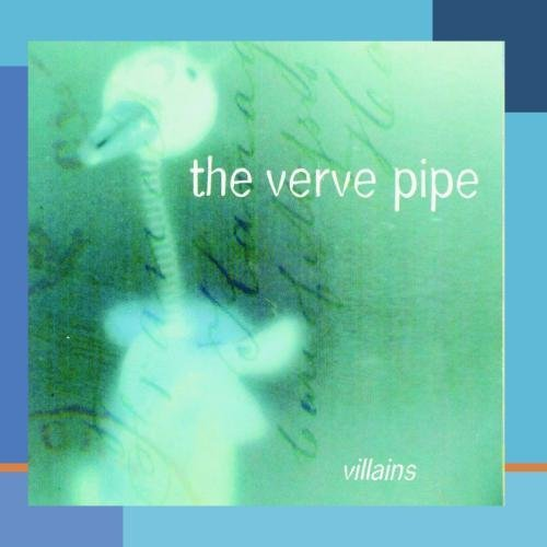 Verve Pipe Villians CD R