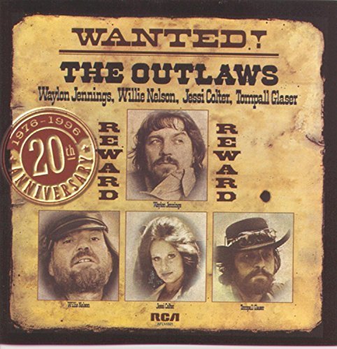 Jennings Nelson Colter Glaser Wanted! The Outlaws