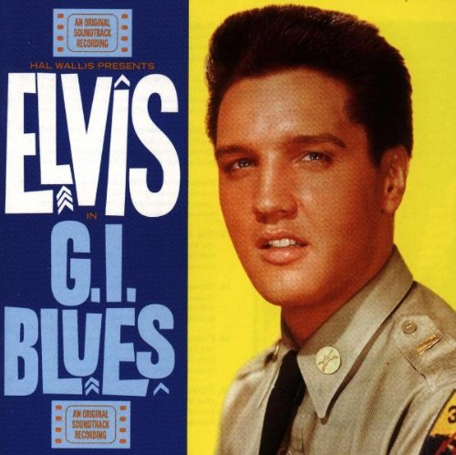 Presley Elvis G.I. Blues Import Gbr Incl. Bonus Tracks