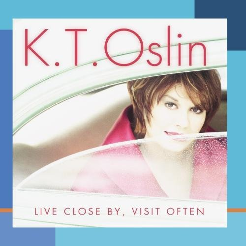 K.T. Oslin Live Close By Visit Often CD R