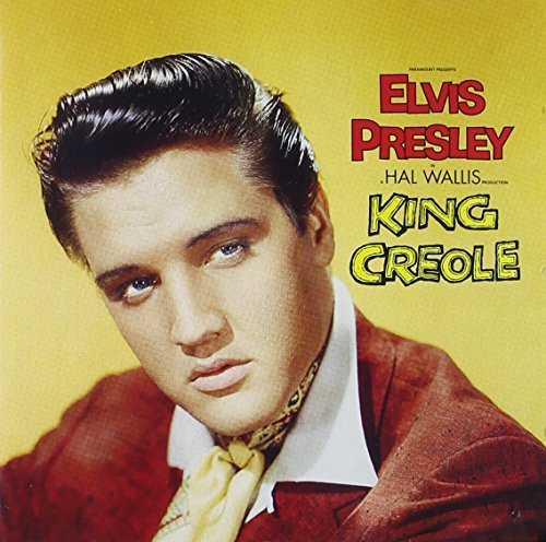 Elvis Presley King Creole Import Gbr Incl. Bonus Tracks