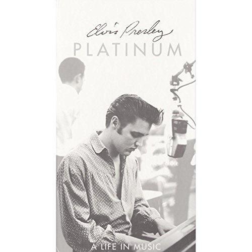 Elvis Presley Elvis Platinum A Life In Music Lmtd Ed. 4 CD Set