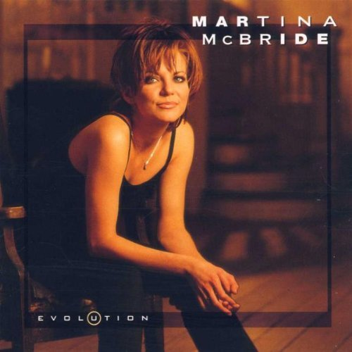 Martina Mcbride Evolution Hdcd