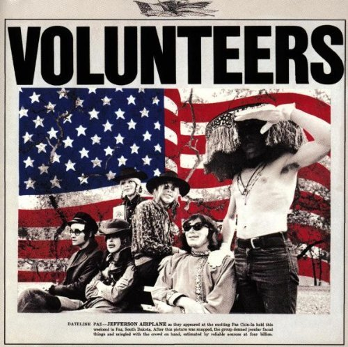 Jefferson Airplane Volunteers Remastered