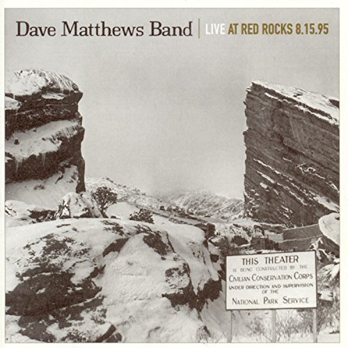 Dave Matthews Band Live At Red Rocks 8 15 95 2 CD Set