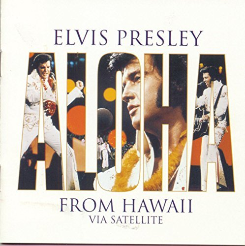 Elvis Presley Aloha From Hawaii 25th Anniversary Edition Incl. Bonus Tracks