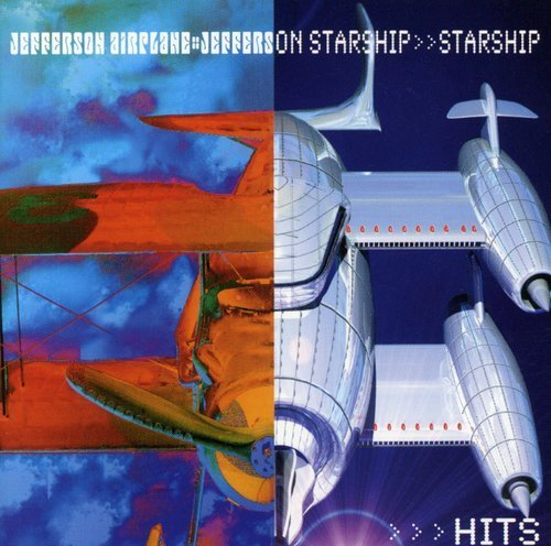Jefferson Airplane Starship Hits 2 CD Set