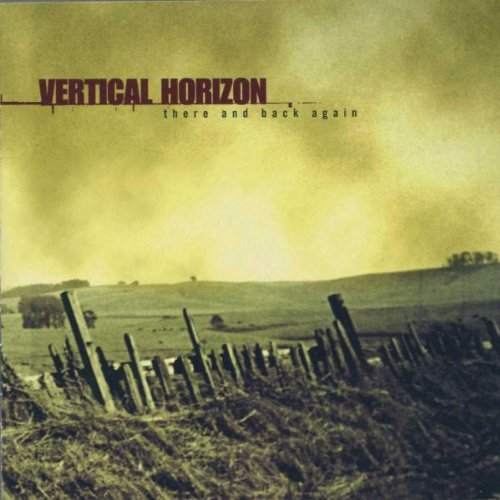 Vertical Horizon There & Back Again CD R
