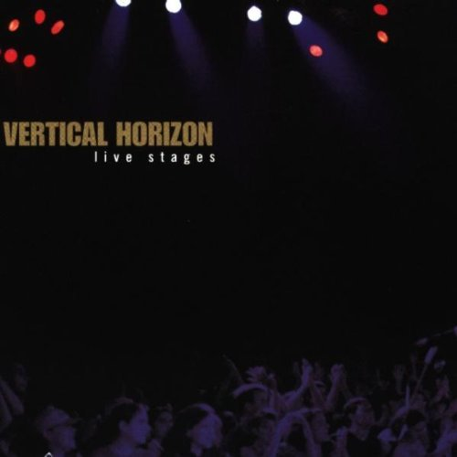 Vertical Horizon Live Stages CD R
