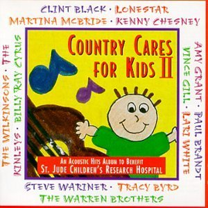 Country Cares For Kids Vol. 2 Acoustic Hits Album To Black White Byrd Gill Grant Country Cares For Kids