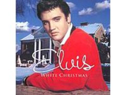 Presley Elvis White Christmas