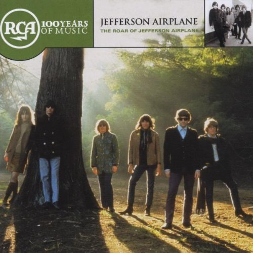 Jefferson Airplane Roar Of Jefferson Airplane Rca 100th Anniversary
