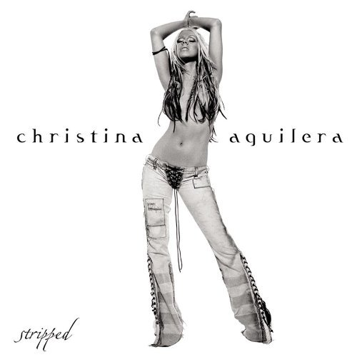 Christina Aguilera Stripped 2 Lp Set