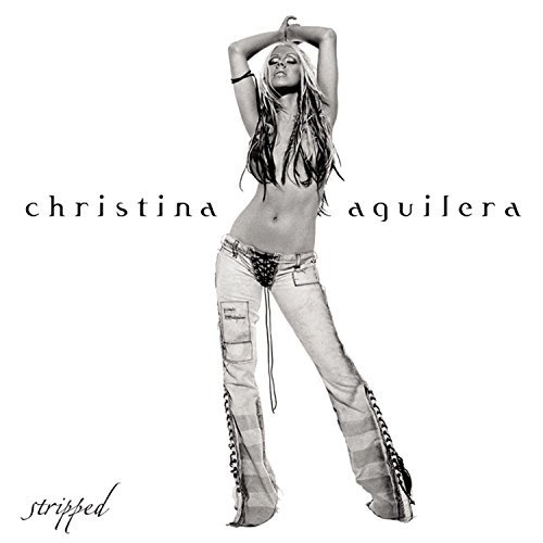 Aguilera Christina Stripped
