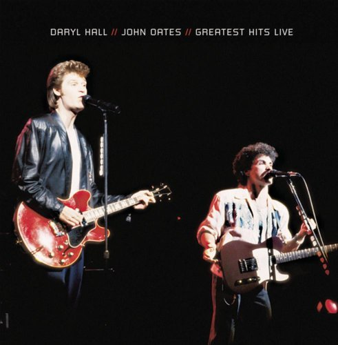 Hall & Oates Greatest Hits Live CD R