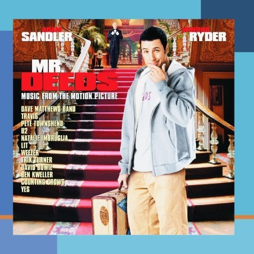 Mr. Deeds Soundtrack CD R Enhanced CD