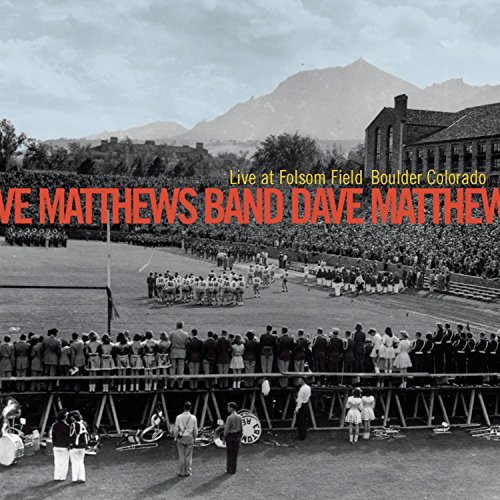 Dave Matthews Band Live At Folsom Field Boudler C 2 CD Set