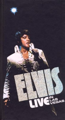 Elvis Presley Elvis Live In Las Vegas 4 CD Set