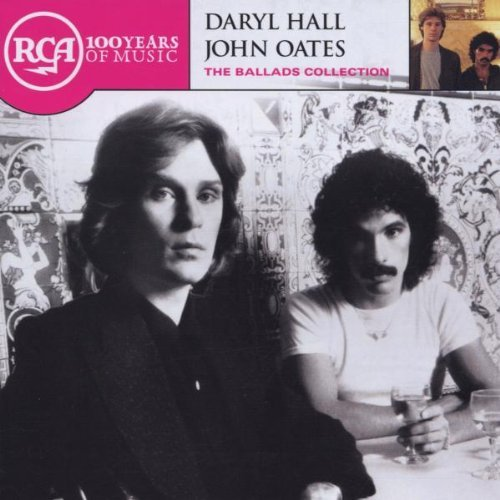 Hall & Oates Ballads Collection Rca 100th Anniversary