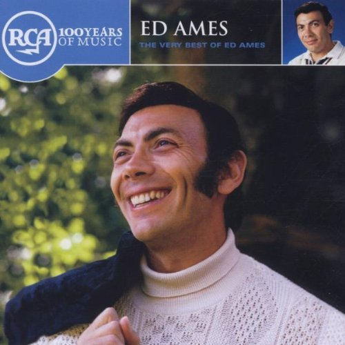 Ed Ames Very Best Of Ed Ames CD R Rca 100th Anniversary