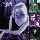 Jessica Quartet Williams Jessica's Blues Feat. Brown Johnson Thomas