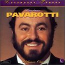 Luciano Pavarotti Legendary Tenors Vol. 1 Pavarotti (ten)